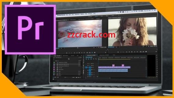 Adobe Premiere Pro Crack with Key