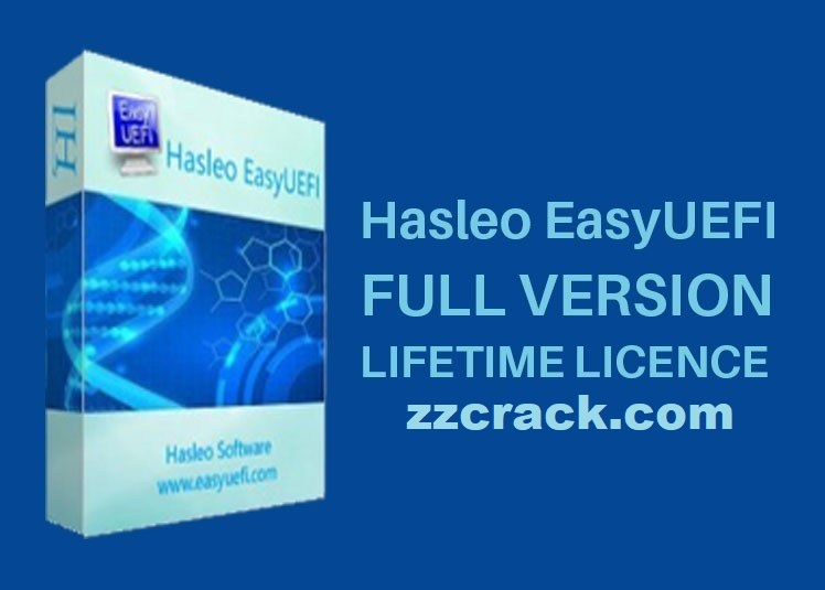 EasyUEFI Enterprise Crack With License Key